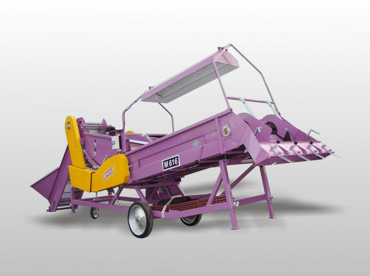 Транспортер для сортировки картофеля лаповый транспортер